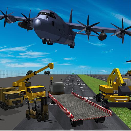 무거운 기계 수송 제트 模擬 App LOGO-硬是要APP