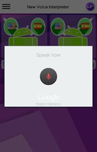 New Voice Interpreter- screenshot thumbnail
