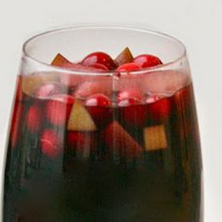Mulled Wine Sangria.