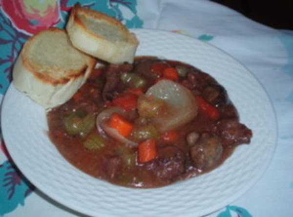 Family Stew Recipe