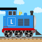 Labo Brick Train Build Game 4 Kids, Toodlers, Baby