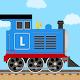 Labo เกมรถไฟอิฐสําหรับเด็ก-เด็กรถไฟเกมส์แข่งรถรถไฟ