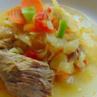 Beef and Cabbage Stew