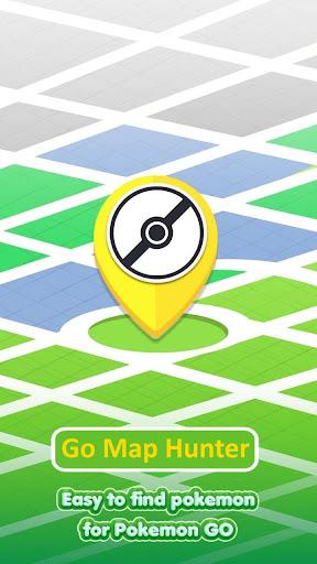 Go Map Hunter - For Pokemon GO