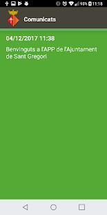 Sant Gregori - náhled