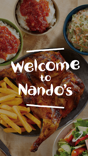 Nando's South Africa: Delivery & Collection - screenshot