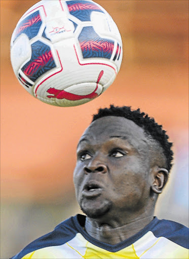 HEADING INTO TROUBLE: Mthatha Bucks have suspended Luyolo Nomandela for disciplinary reasons. The club and the player would not divulge what the player did Picture: GALLO IMAGES