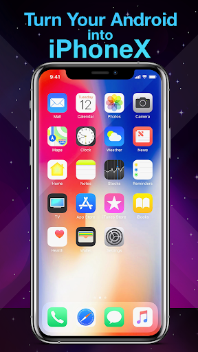 Download Phone X Launcher, OS 12 iLauncher & Control Center For PC 1