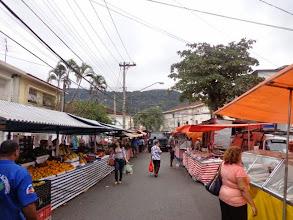 Photo: Mercado in Santos