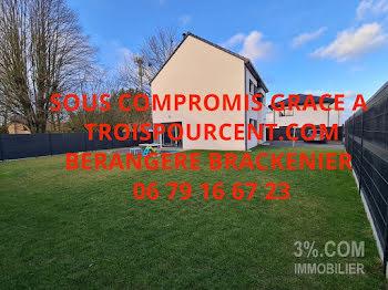 maison à Pont-à-Marcq (59)