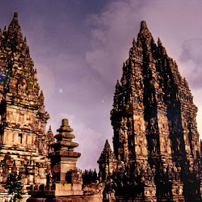 Prambanan Temple by Ferry Febriyanto - Buildings & Architecture Statues & Monuments