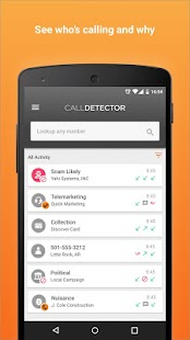 CallDetector- screenshot thumbnail