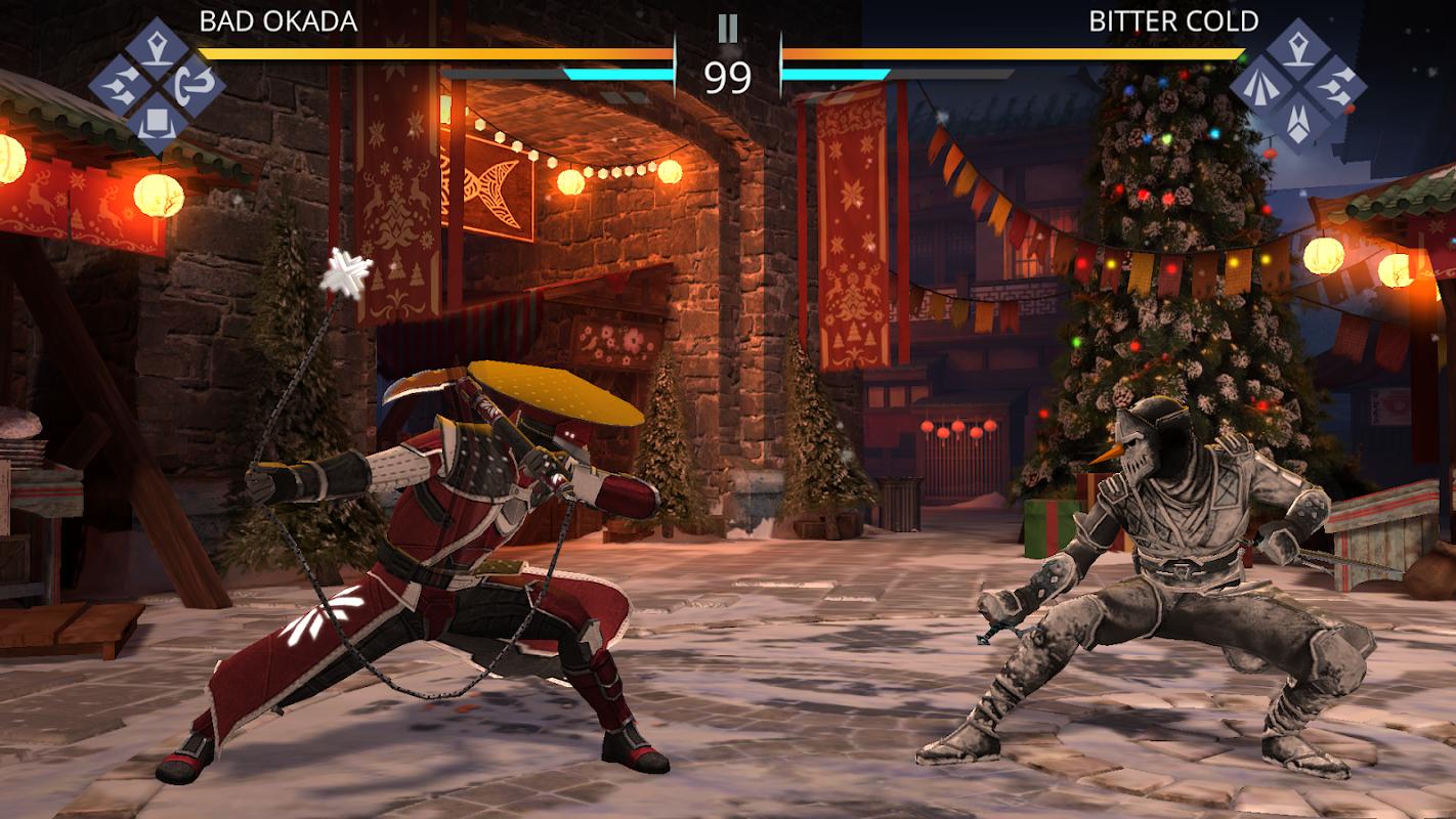 Shadow Fight 3 screenshots