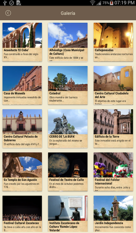 Turismo Zacatecas Hiker- screenshot