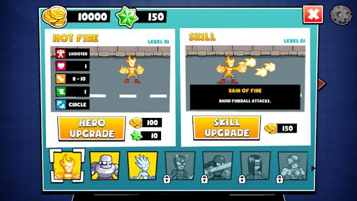 S.U.P.E.R - Super Defenders 1.5 screenshots 3
