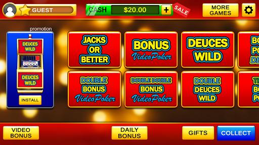 Video Poker u2660ufe0fu2665ufe0f Classic Las Vegas Casino Games 1.6.3 screenshots 4