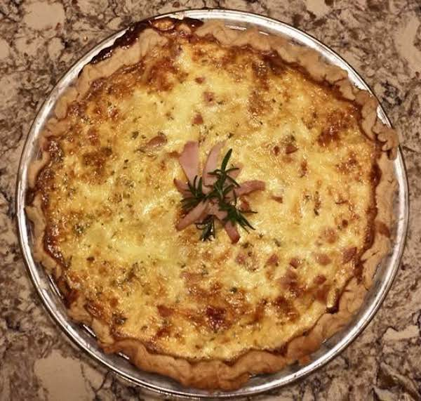 Basic Classic Quiche Recipe