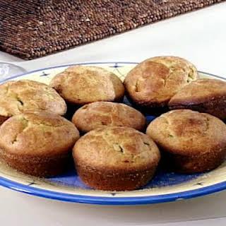 Low Carb Zucchini Muffins.