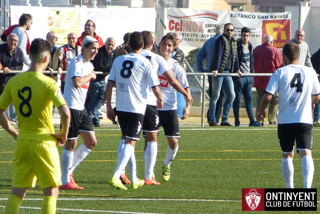 Ontinyent CF Villarreal CF C