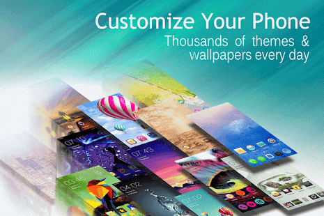 C Launcher – Themes, Wallpaper Screenshot 1