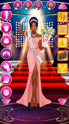 Beauty Queen Dress Up - Star Girl Fashion 1.0.9 screenshots 11