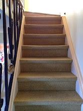 Photo: trap naar 1e verdieping