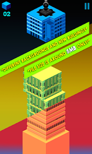 Blox It - tower building game- screenshot thumbnail