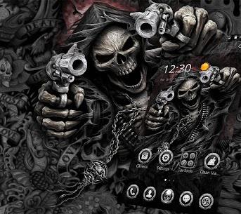 Hell Devil Death Skull Theme 3