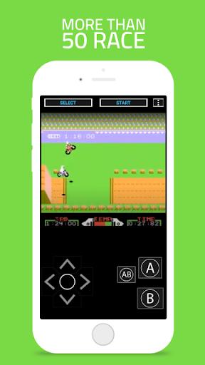 Skeleton Bike : Race 64 classic old 1984 1.0.2 screenshots 3