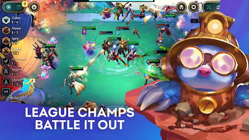 Teamfight Tactics: League of Legends Strategy Game  screenshots 1