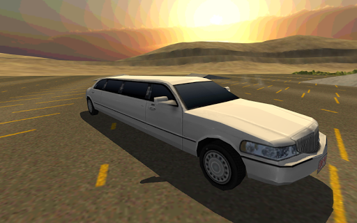 Luxury Limo Simulator 3D FREE