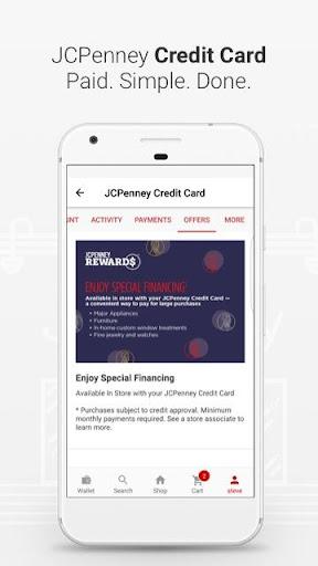 JCPenney Screenshot