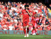 Mo Salah van Liverpool FC is out voor de interlands