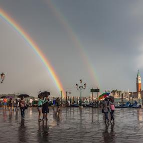 Venice by Sabina Kos - Landscapes Travel ( #GARYFONGDRAMATICLIGHT, #WTFBOBDAVIS,  )