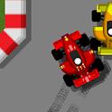 Retro Racing - Premium icon