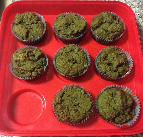 Matcha Green Tea Muffin (gluten Free) Recipe