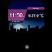 ES Digital Clock LWP icon