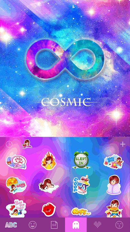 Cosmic-Star-Emoji-KikaKeyboard 11