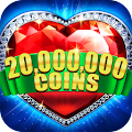 Slots! Heart of Diamonds Slot Machine&Casino Party APK
