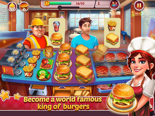 Kitchen Madness - Restaurant Chef Cooking Game ss2