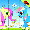 Pony Real Jigsaw Puzzle
