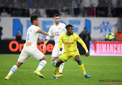 Moses Simon dans l'équipe ... de la décennie du FC Nantes