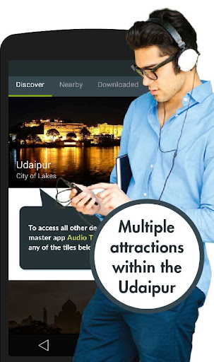 Udaipur Audio Travel Guide