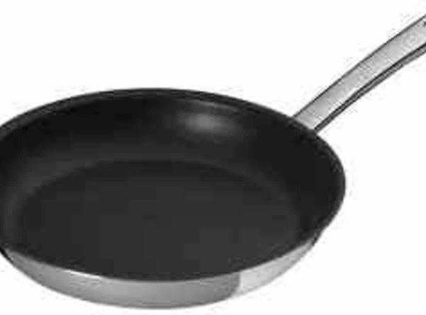 Frying Pan Cookies Recipe