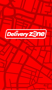 Delivery Zone: miniatura de captura de pantalla