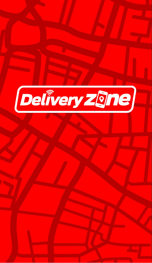 Delivery Zone: captura de pantalla