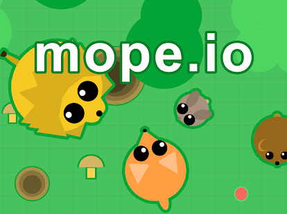 mope.io- screenshot thumbnail