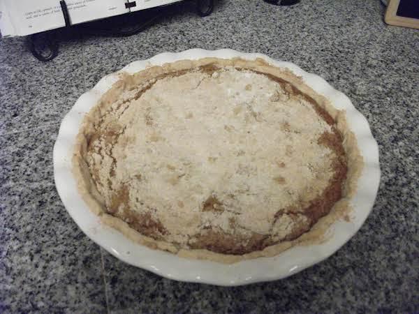 Shoefly Pie