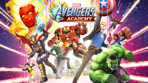 MARVEL Avengers Academy 2.8.1 screenshots 1
