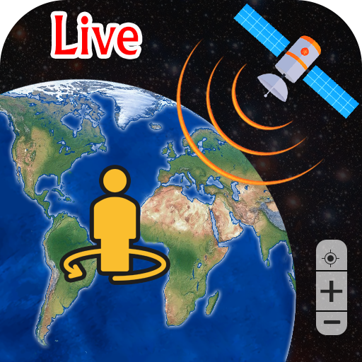 earth map live - 512×512